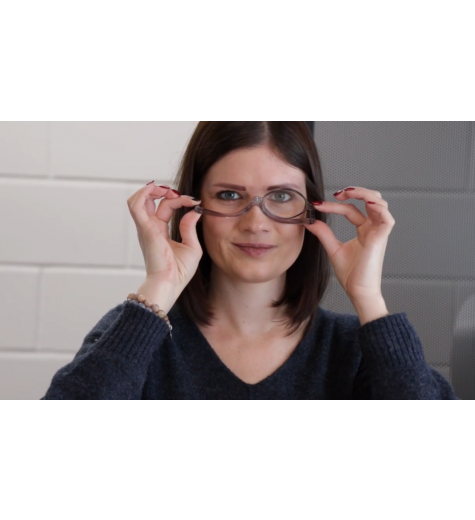 Kozmetičke naočale za šminkanje +2.50