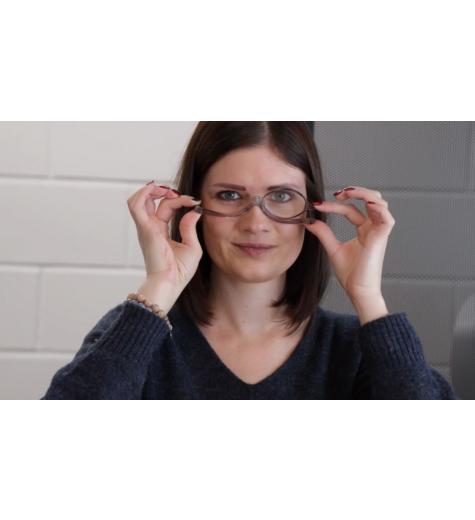 Kozmetičke naočale za šminkanje +3.00