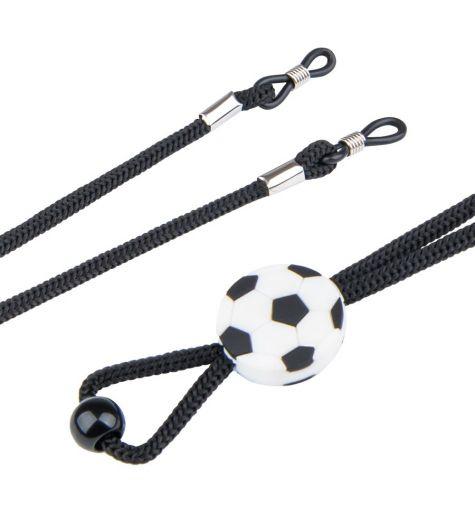 Dječja špagica za naočale - nogometna lopta