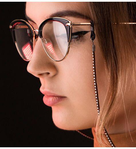 Lančić za naočale - koža