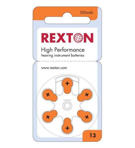 Baterije za slušni aparat Rexton 13