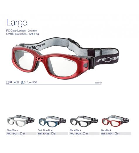 Sportske dioptrijske naočale s trakom