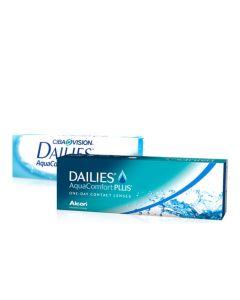 Dailies Aquacomfort Plus - 30 kom