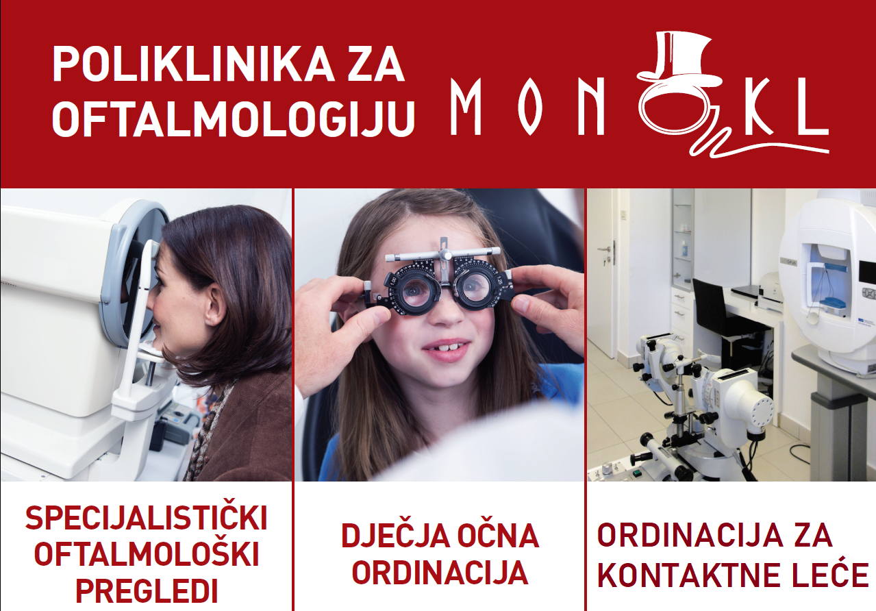 Poliklinika za oftalmologiju Monokl